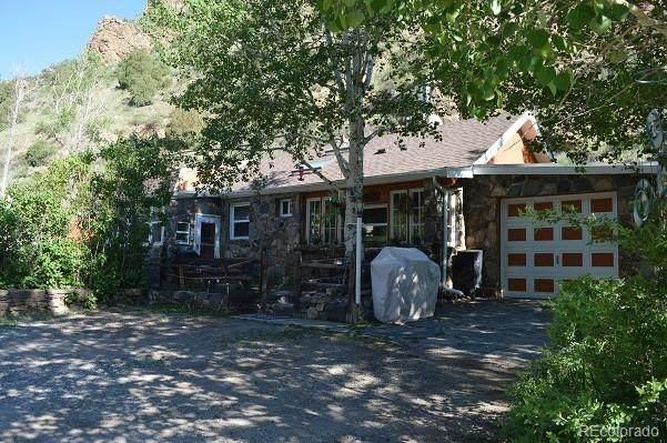 2000 Colorado 103, Idaho Springs, CO 80452 (#1817411) :: The Griffith Home Team