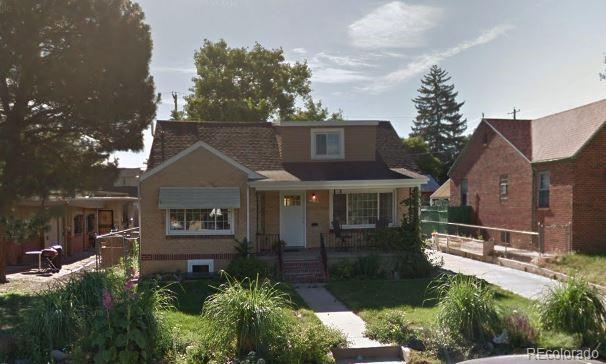 1410 Chester Street, Aurora, CO 80010 (#1869078) :: The Peak Properties Group