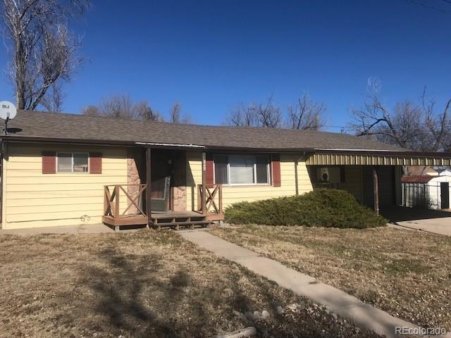 1490 5th Street, Limon, CO 80828 (#1885443) :: The HomeSmiths Team - Keller Williams