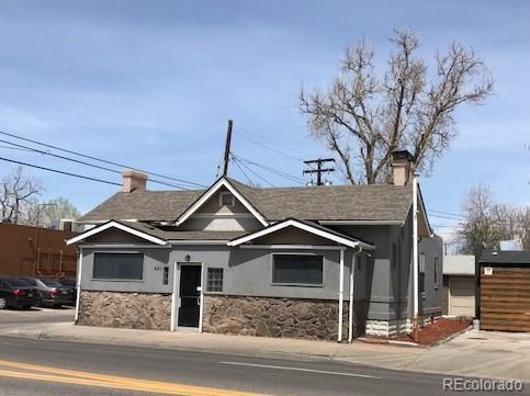 421 E Alameda Avenue, Denver, CO 80209 (#1902964) :: My Home Team