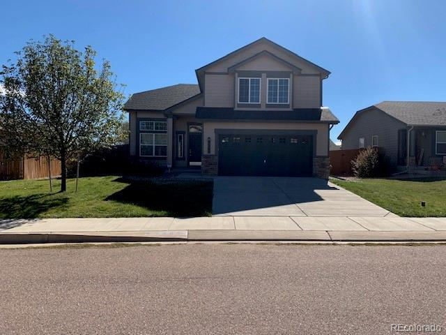 7205 Josh Byers Way, Fountain, CO 80817 (#1918899) :: The Heyl Group at Keller Williams