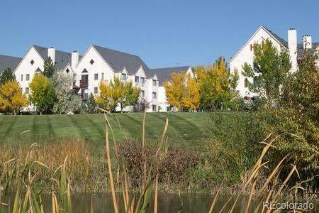 6380 S Boston Street #207, Greenwood Village, CO 80111 (#1921993) :: The Heyl Group at Keller Williams