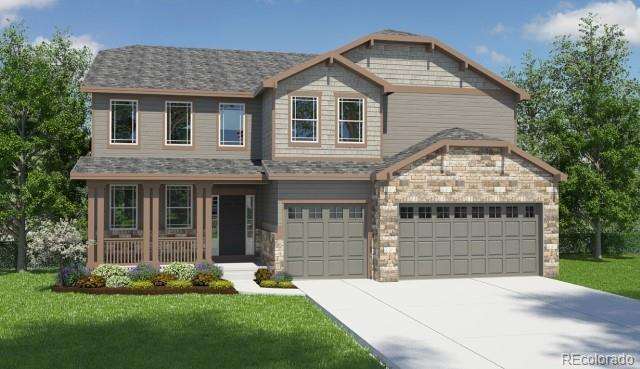 1459 Mcmurdo Trail, Castle Rock, CO 80108 (MLS #1963616) :: 8z Real Estate