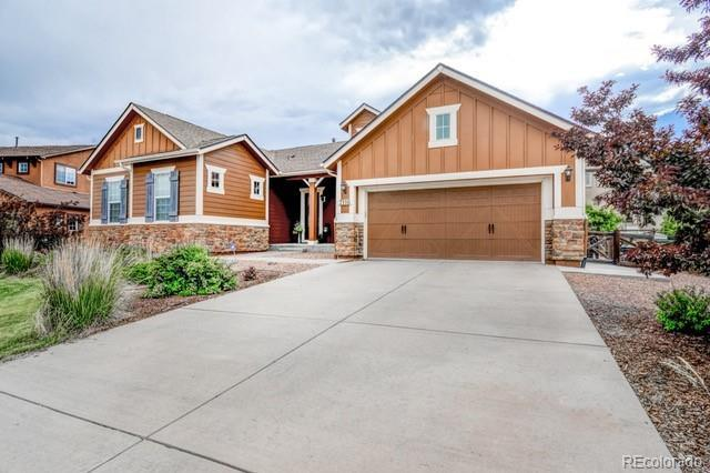 7116 Buckoak Court, Colorado Springs, CO 80927 (#1990822) :: The Griffith Home Team