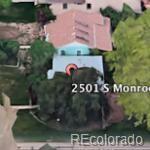 2501 S Monroe Street, Denver, CO 80210 (#1994645) :: The Peak Properties Group