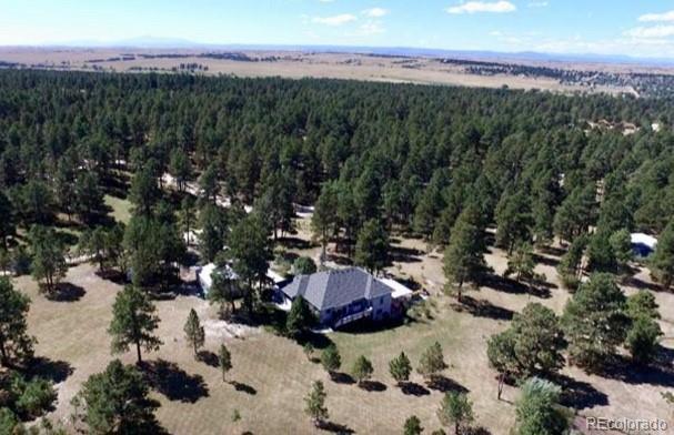 4845 Deer Trail, Elizabeth, CO 80107 (#2038496) :: The DeGrood Team