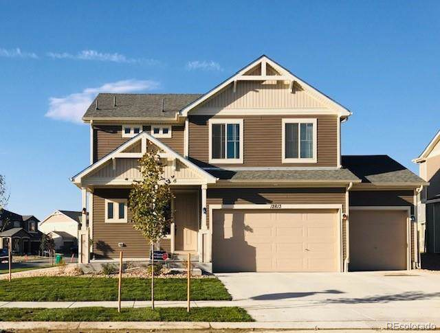 12813 E 108th Avenue, Commerce City, CO 80022 (#2049464) :: The Peak Properties Group