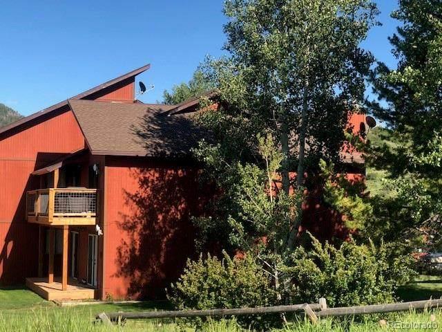 23800 County Road 16 #101, Oak Creek, CO 80467 (MLS #2073762) :: Keller Williams Realty