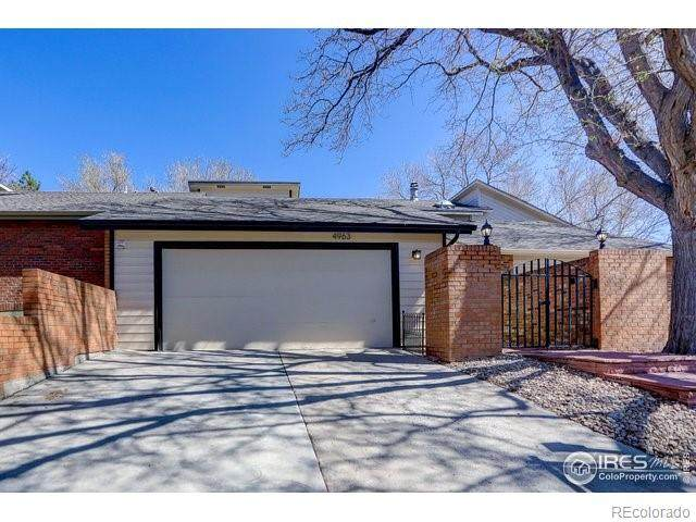 4963 Sundance Square, Boulder, CO 80301 (#2076803) :: The Colorado Foothills Team | Berkshire Hathaway Elevated Living Real Estate