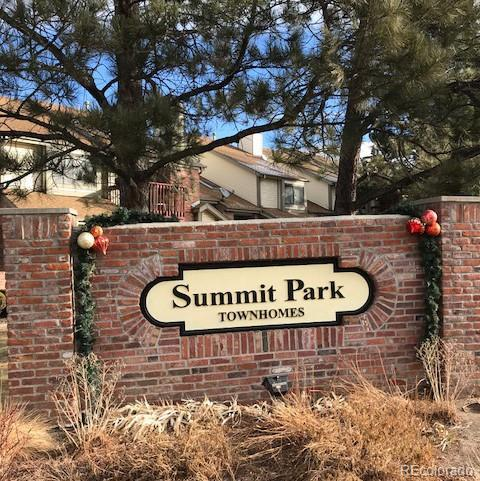 4162 S Fraser Court B, Aurora, CO 80014 (#2088993) :: The Sold By Simmons Team