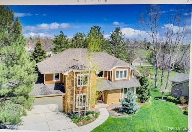 1920 W Arapahoe Road, Littleton, CO 80120 (#2098565) :: The Margolis Team