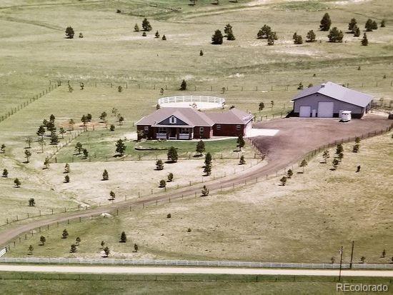 40700 Ranch Road, Elizabeth, CO 80107 (#2119959) :: Colorado Home Realty