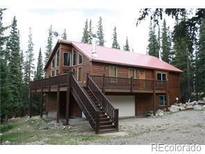 1083 Mountain View Drive, Fairplay, CO 80440 (#2136320) :: Wisdom Real Estate