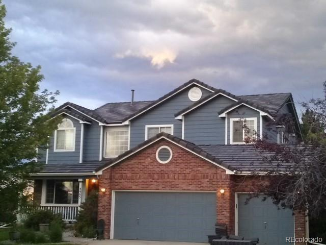 4905 Buena Vista Boulevard, Castle Rock, CO 80109 (#2142590) :: Structure CO Group
