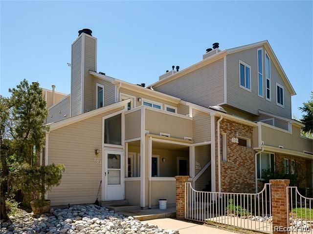 4921 Garrison Street 200C, Wheat Ridge, CO 80033 (#2142778) :: James Crocker Team