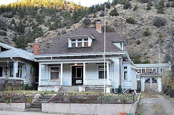 416 Colorado Boulevard, Idaho Springs, CO 80452 (#2148310) :: Bring Home Denver