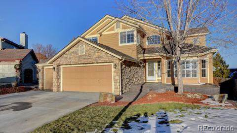10418 Winterflower Way, Parker, CO 80134 (#2148985) :: The Healey Group