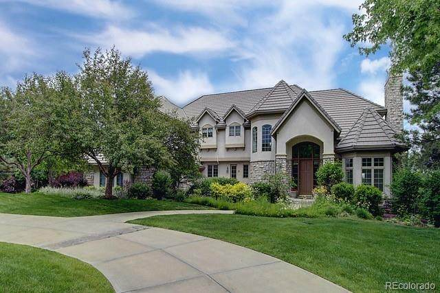 7170 S Polo Ridge Drive, Littleton, CO 80128 (#2157580) :: The DeGrood Team