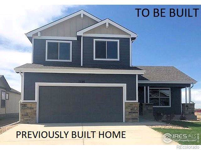 2610 Wharf Street, Evans, CO 80620 (MLS #2163278) :: 8z Real Estate