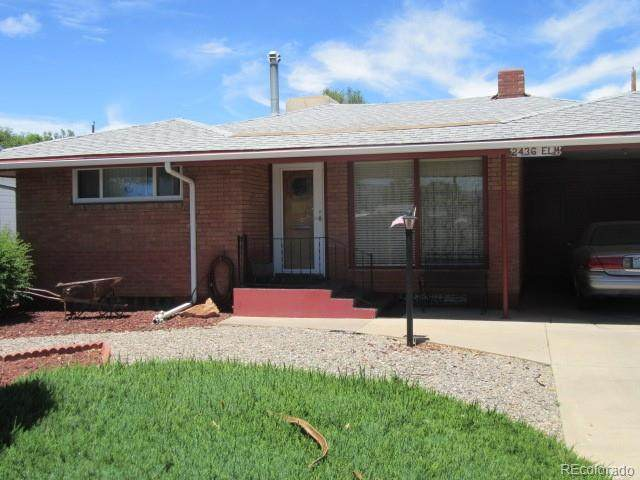 2436 Elm Avenue, Grand Junction, CO 81501 (#2183891) :: Mile High Luxury Real Estate