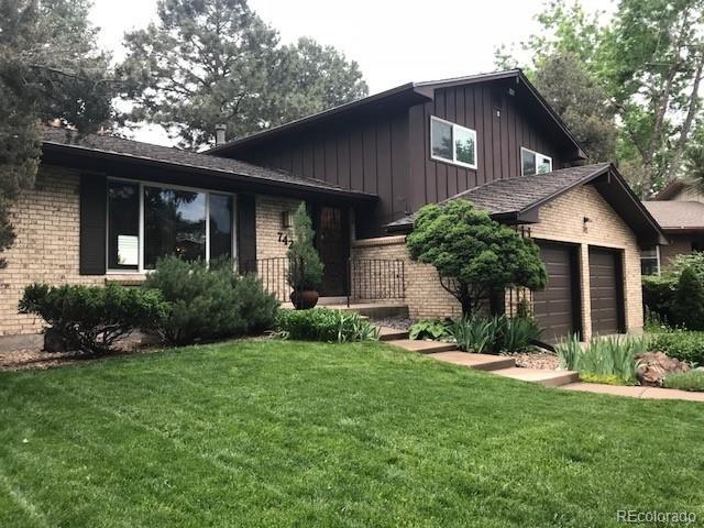 742 S Moore Court, Lakewood, CO 80226 (MLS #2190908) :: Kittle Real Estate