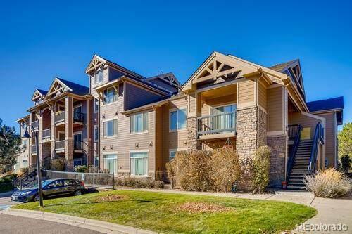 8779 S Kipling Way #204, Littleton, CO 80127 (#2202278) :: Real Estate Professionals