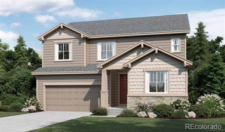 6275 Agave Avenue, Castle Rock, CO 80108 (#2208664) :: The DeGrood Team