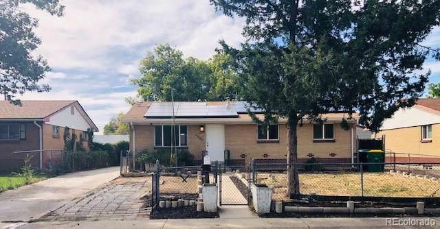 6951 Locust Street, Commerce City, CO 80022 (MLS #2209560) :: 8z Real Estate