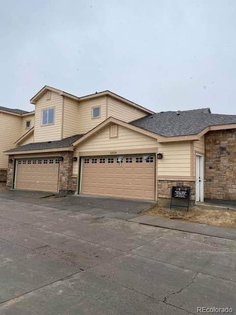 12218 Stone Timber Court, Parker, CO 80134 (#2293395) :: The Harling Team @ HomeSmart