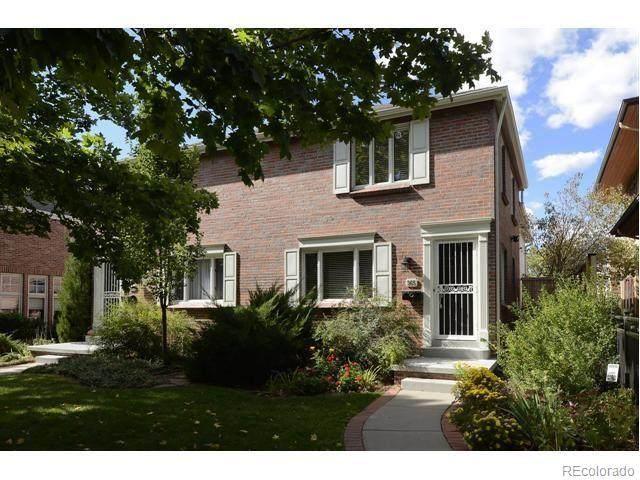 365 Garfield Street, Denver, CO 80206 (#2306263) :: Venterra Real Estate LLC