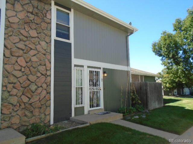 9901 E Evans Avenue 26B, Denver, CO 80247 (#2321045) :: James Crocker Team
