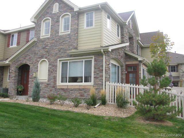 15457 W 66th Dr C, Arvada, CO 80007 (#2325167) :: James Crocker Team