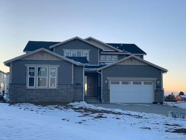 4876 E 146th Court, Thornton, CO 80602 (#2360390) :: HomeSmart