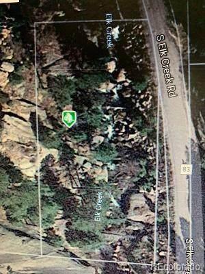0 Elk Creek Road, Pine, CO 80470 (#2384805) :: The DeGrood Team
