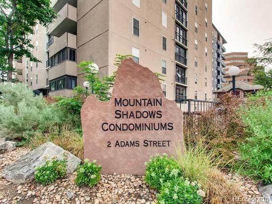 2 Adams Street #1504, Denver, CO 80206 (#2392628) :: Signature Realty, Inc.