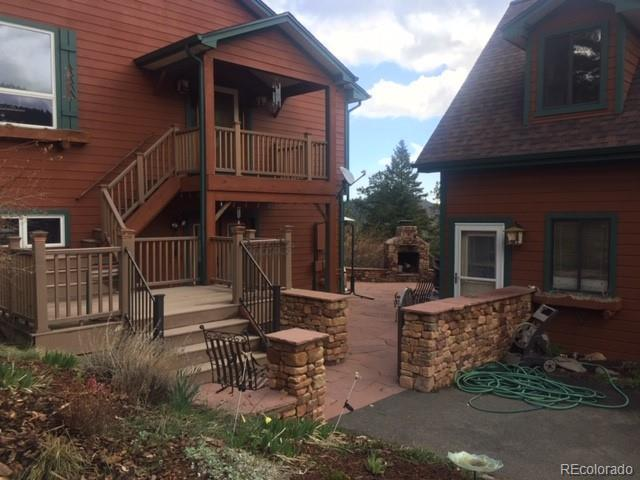 9309 Yegge Road, Morrison, CO 80465 (#2401839) :: The Heyl Group at Keller Williams