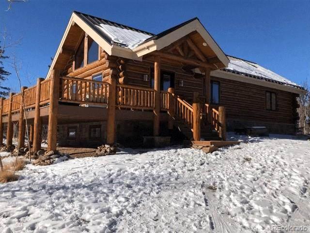 58 Bear Way, Como, CO 80456 (#2431435) :: The Griffith Home Team