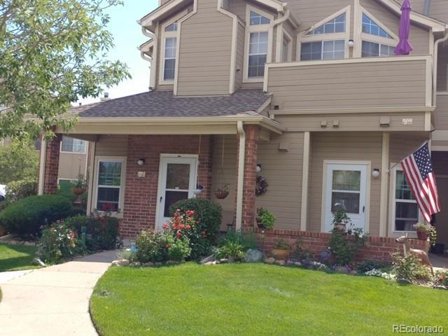 4760 S Wadsworth Boulevard F105, Denver, CO 80123 (#2449257) :: Colorado Home Finder Realty
