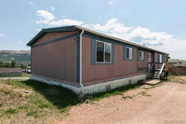 412 W Golden Avenue, Cripple Creek, CO 80813 (#2463012) :: The Griffith Home Team