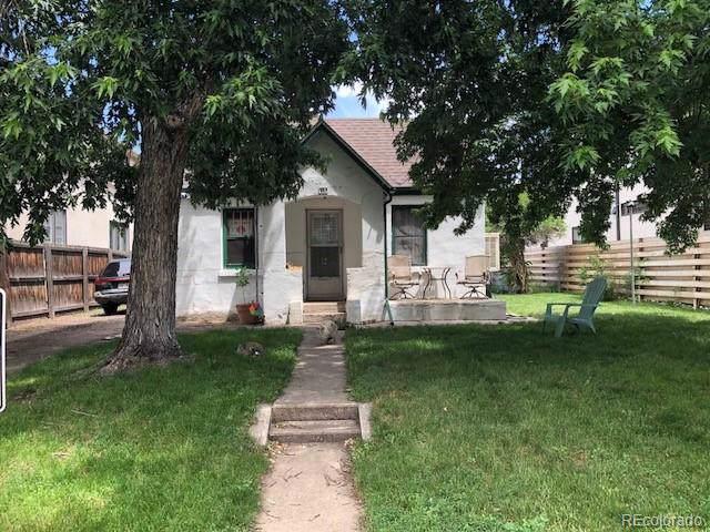18 S Madison Street, Denver, CO 80209 (MLS #2477907) :: 8z Real Estate