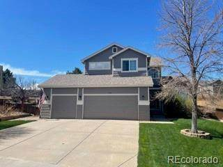 672 Blue Heron Way, Highlands Ranch, CO 80129 (#2500432) :: The Griffith Home Team