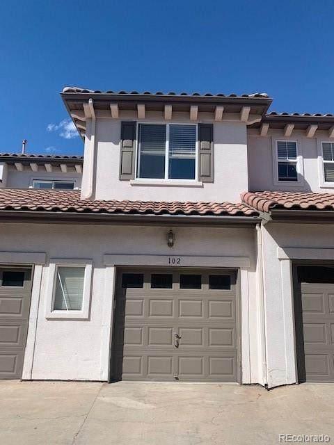 22933 E Ontario Drive #102, Aurora, CO 80016 (MLS #2510888) :: 8z Real Estate