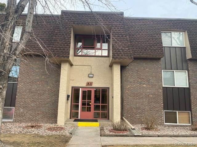 7755 E Quincy Avenue A1-10, Denver, CO 80237 (MLS #2516994) :: 8z Real Estate