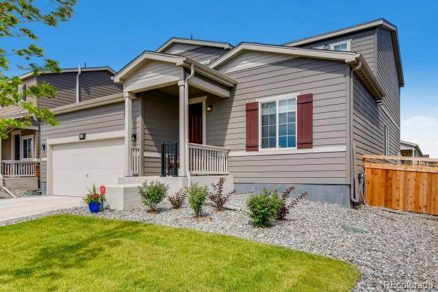 6012 Sandstone Circle, Frederick, CO 80516 (#2517133) :: The DeGrood Team