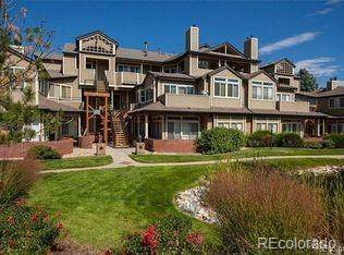 6001 S Yosemite Street J301, Greenwood Village, CO 80111 (MLS #2547044) :: Keller Williams Realty