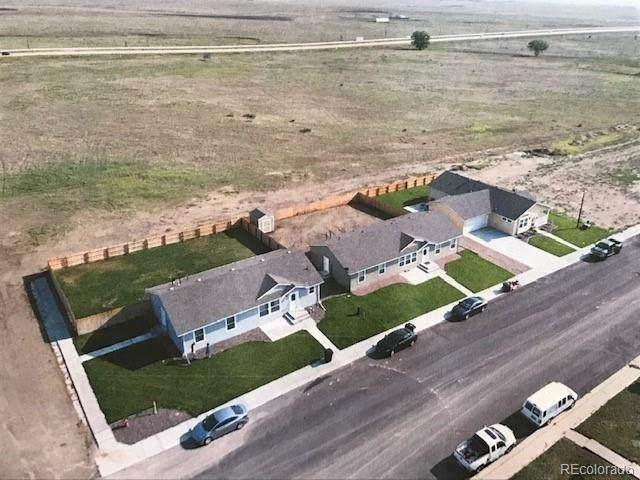 1772 9th Street, Limon, CO 80828 (MLS #2557271) :: 8z Real Estate