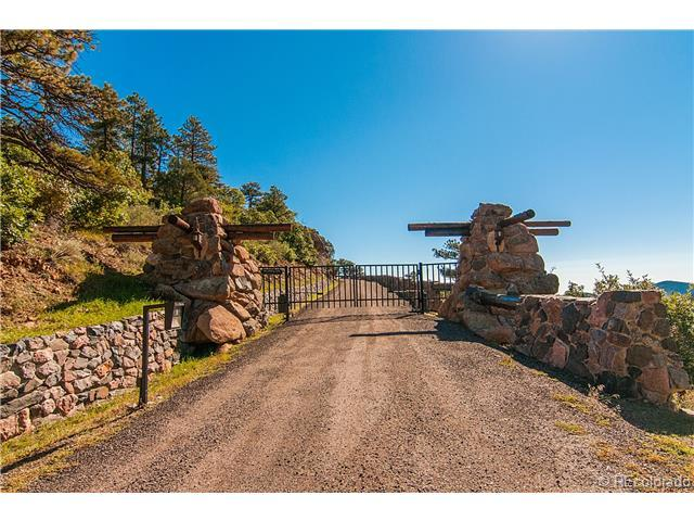 6094 Northway Drive, Morrison, CO 80465 (#2576828) :: Wisdom Real Estate