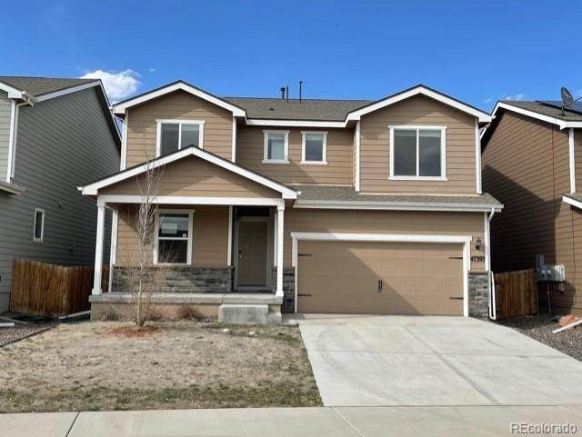 47393 Lily Avenue, Bennett, CO 80102 (#2589832) :: The Healey Group