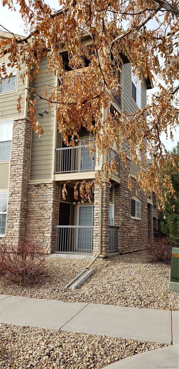 17525 Wilde Avenue #108, Parker, CO 80134 (#2591611) :: Bring Home Denver with Keller Williams Downtown Realty LLC