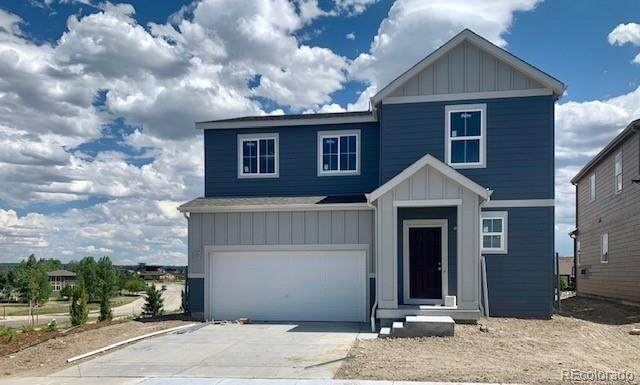 12863 Randles Avenue, Parker, CO 80134 (#2592165) :: Mile High Luxury Real Estate